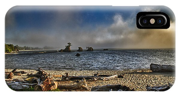 Driftwood Beach IPhone Case