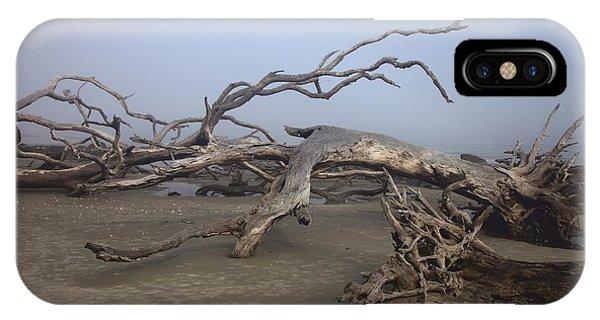 Driftwood Trees On Jekyll Island IPhone Case