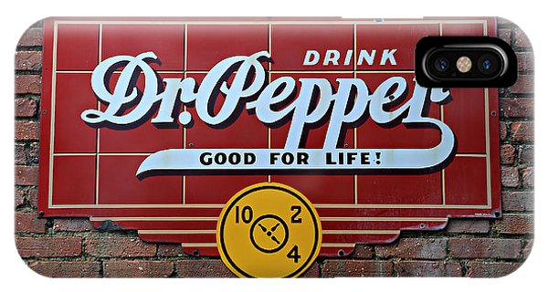 Drink Dr. Pepper - Good For Life IPhone Case