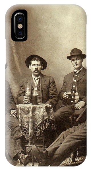 Drinking Buddies IPhone Case