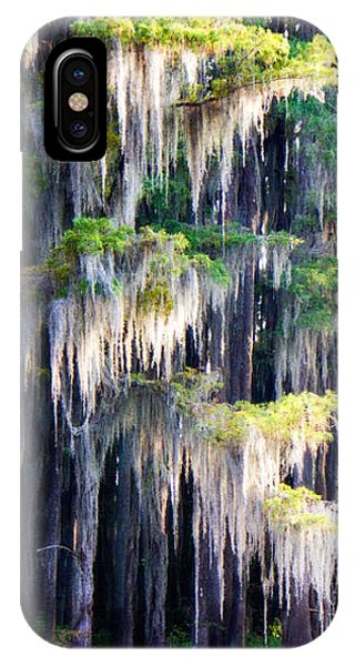 Dripping Moss IPhone Case