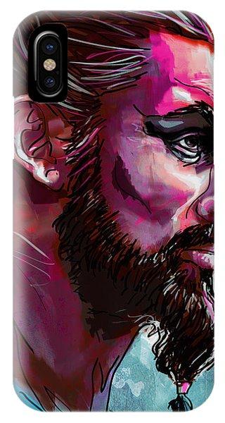 Of iPhone Case - Drogo by Jeremy Scott