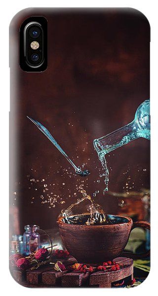 Potion iPhone Case - Drop Of Potion by Dina Belenko