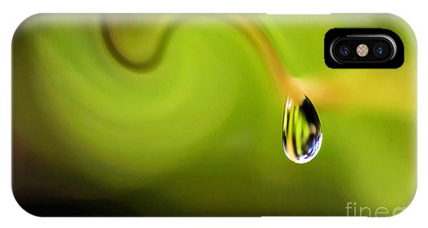 Droplet Ready To Drip IPhone Case