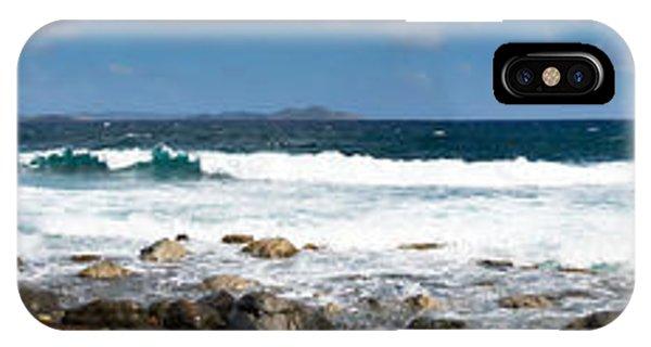 Drunk Bay Panorama St. John Usvi IPhone Case