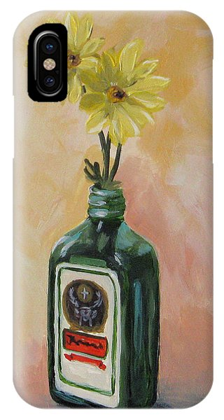 Drunk Daisies IPhone Case