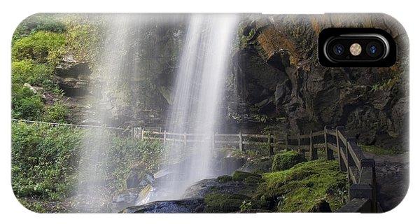 Dry Falls North Carolina IPhone Case