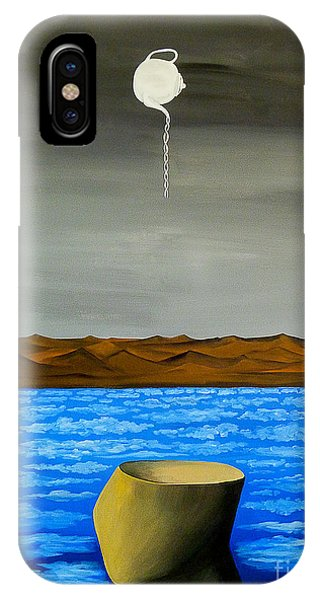 Dry-land Culture IPhone Case