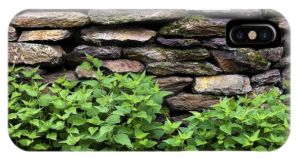 Dry Stone Wall  IPhone Case
