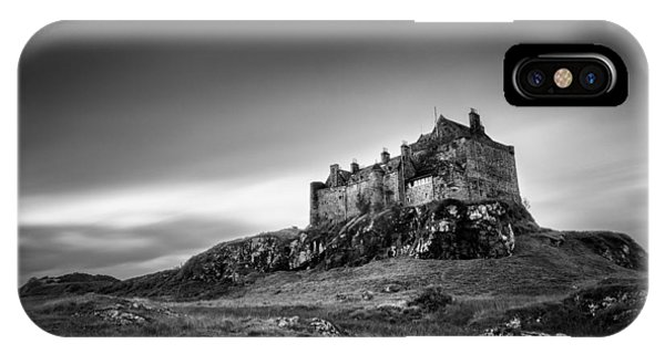 Duart Castle IPhone Case