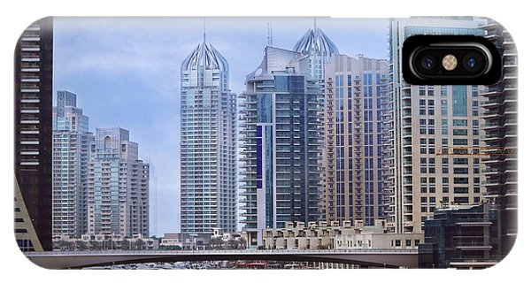 Dubai Marina IPhone Case