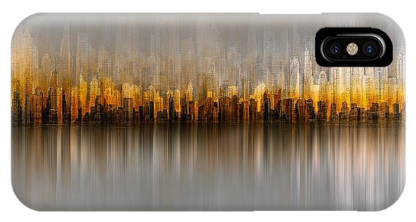 Skyscraper iPhone Case - Dubai Skyline by Carmine Chiriac?