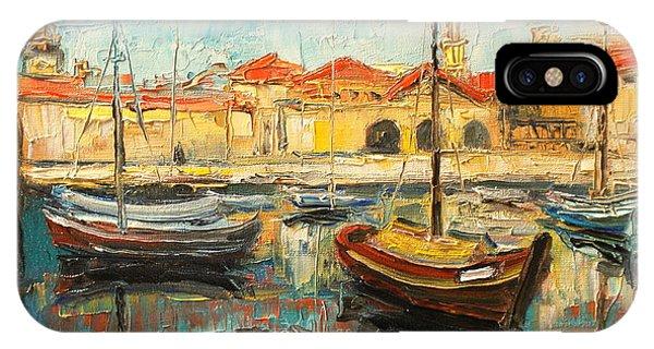 Dubrovnik - Croatia IPhone Case