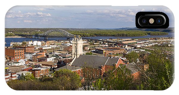Dubuque Iowa IPhone Case