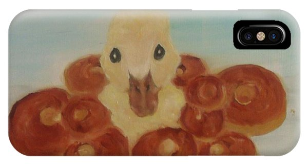 Duck N Donuts IPhone Case