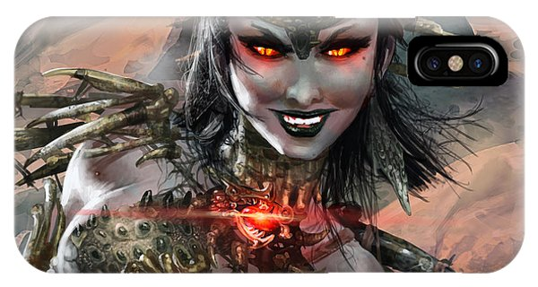 Duels Of The Planeswalkers 2014 Persona Ten IPhone Case