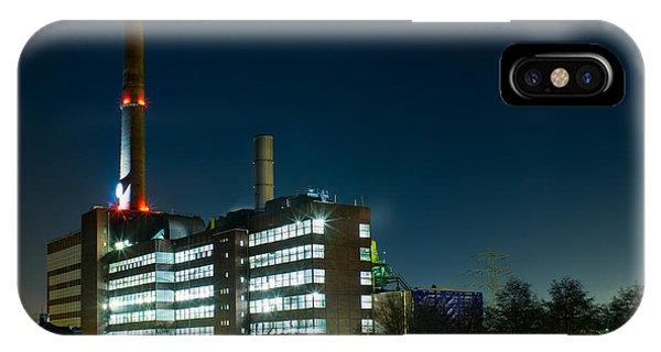 Duisburg Thyssen Krupp Factory Apostel Street IPhone Case
