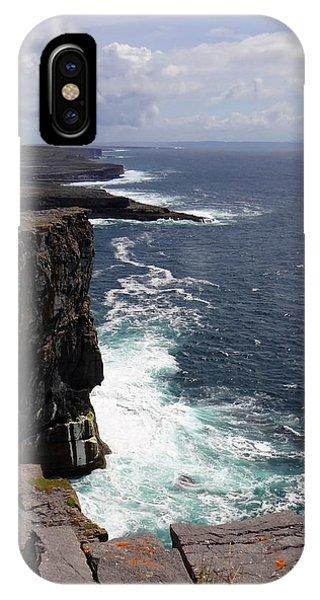 Dun Aengus Cliffs IPhone Case