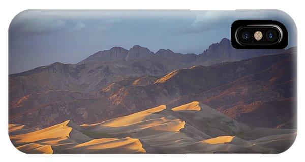 Dune Delight IPhone Case