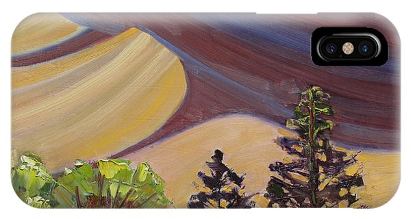 Dune Field Phone Case by Susan McCullough