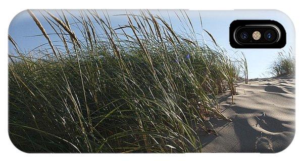 Dune Grass IPhone Case