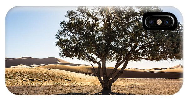 Dune Guardian IPhone Case