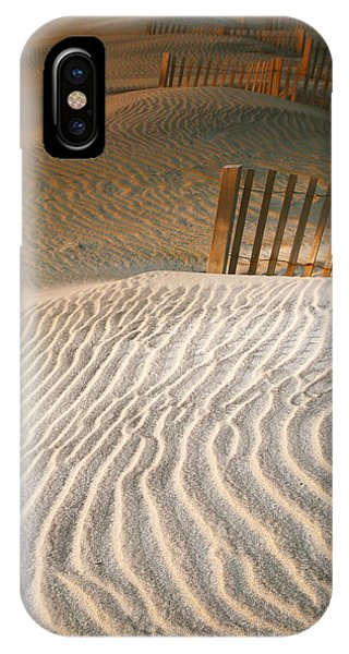 Dune Patterns IIi IPhone Case