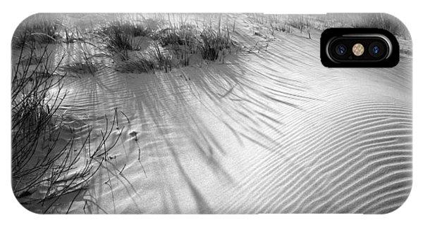 Dune Ripple IPhone Case