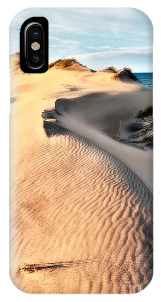 Dune Shadows - Outer Banks IPhone Case