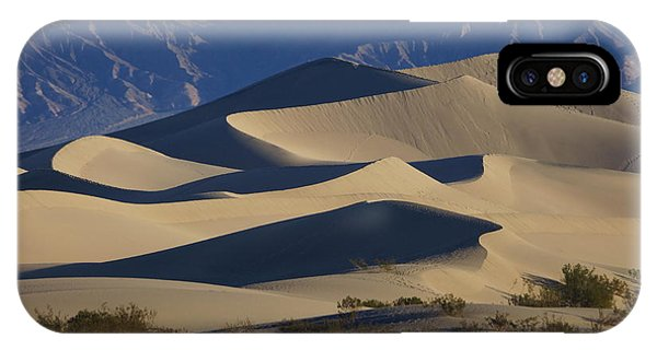 Dunes At Dawn 2 IPhone Case
