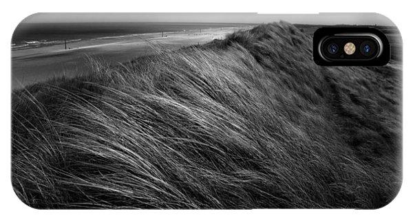 Grass iPhone Case - Dunes Hair. by Katarzyna Pardo