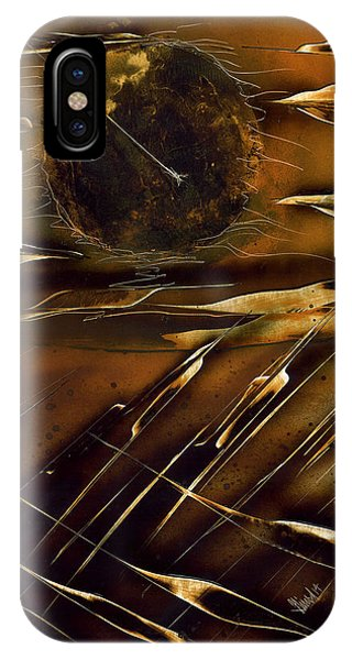 IPhone Case featuring the painting Dunes by Jason Girard