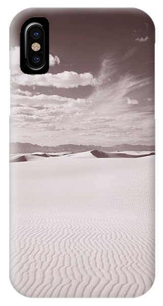 Dunes, White Sands, New Mexico, Usa IPhone Case
