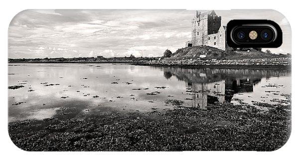 Dunguaire Castle Ireland  IPhone Case