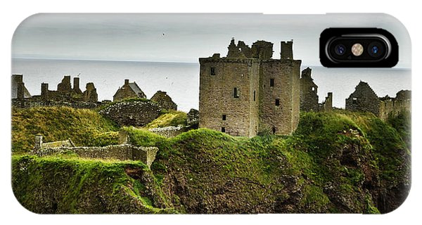 Dunnottar Castle Scotland IPhone Case