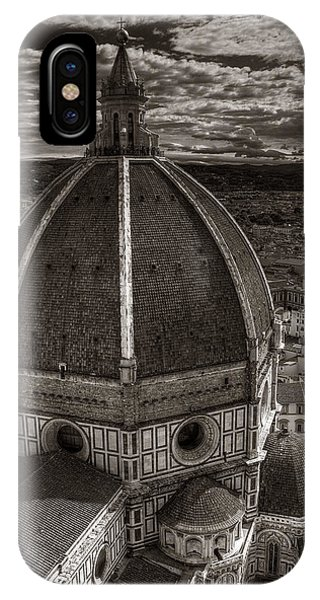 Duomo Dalla Campanile  IPhone Case