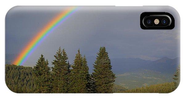Durango Rainbow IPhone Case