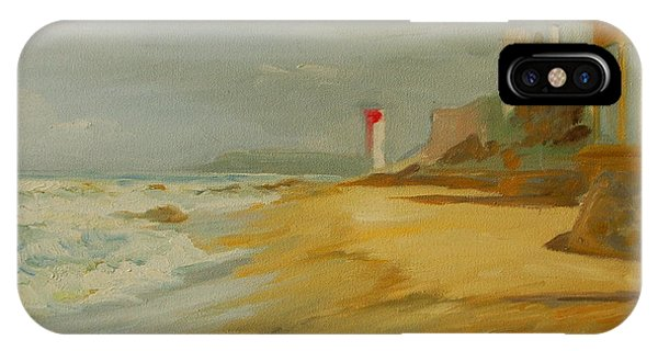 Durban Light House IPhone Case