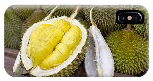 Durian 2 IPhone Case
