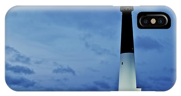Dusk At Barnegat Lighthouse IPhone Case