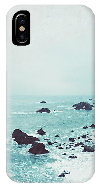 Beach iPhone Case - Dusk At The Sea by Lupen  Grainne