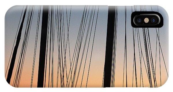 Dusky Ropes IPhone Case