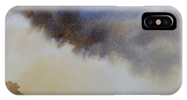 Dust Storm IPhone Case