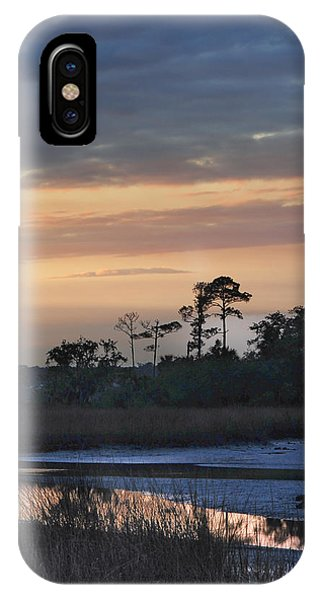 Dutton Island At Dusk IPhone Case