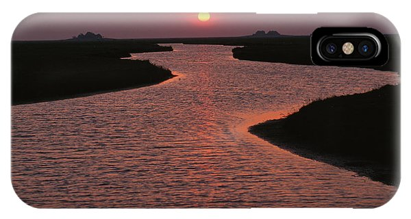 iPhone Case - Dwelling Mounds In The Wadden Sea by Norbert Rosing