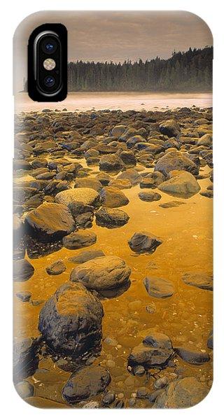 D.wiggett Rocks On Beach, China Beach IPhone Case