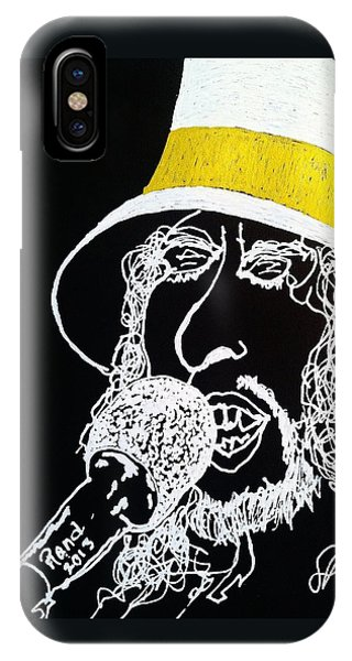 Dylan In Concert IPhone Case