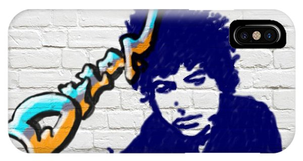 Dylan Graffiti IPhone Case