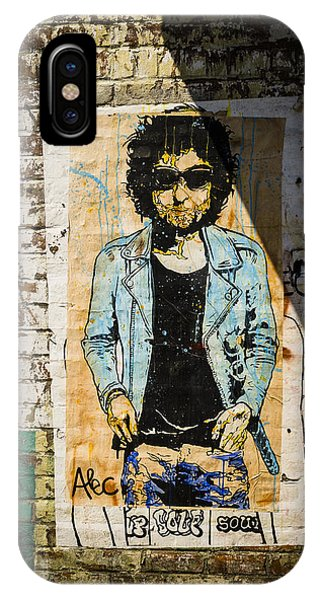 Dylan In New York IPhone Case