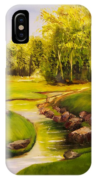 Dylan's Creek IPhone Case
